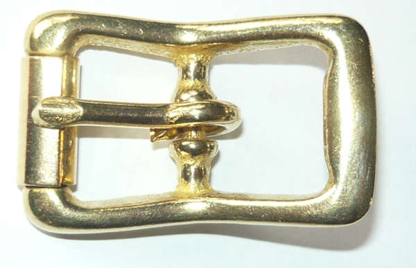 19mm Brass Buckle