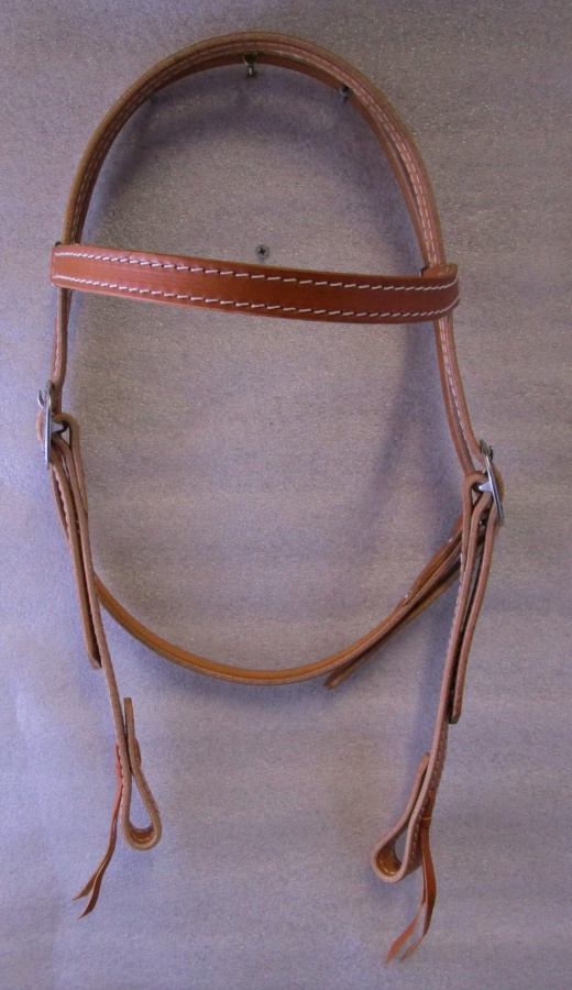 Hermann Oak Bridle Jeremiah Watt Buckles Full size p